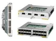 Модули и опции для маршрутизаторов Cisco ASR 9000