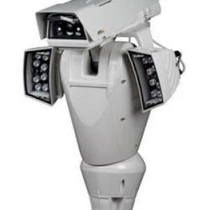 Видеокамеры Q8665-E PTZ / Q8665 PTZ-LE и тепловизоры Q8631-E/Q8632-E линейки Axis Q86 PT