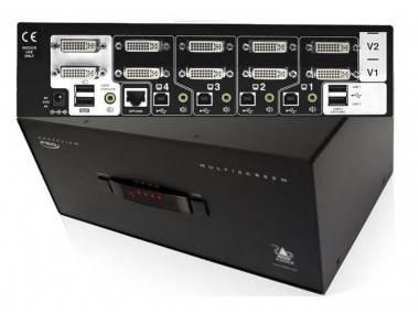 KVM-переключатель Adder AV4