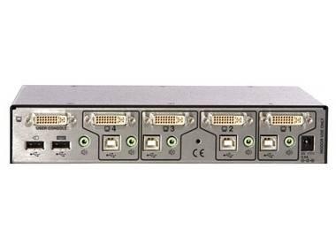 KVM-переключатель Adder AVS4007