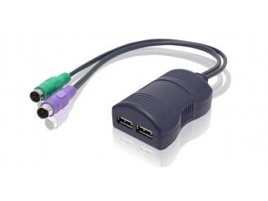 Кабель-конвертор Adder KMU2P