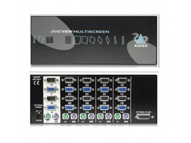 KVM-переключатель Adder SVMS2-QUAD