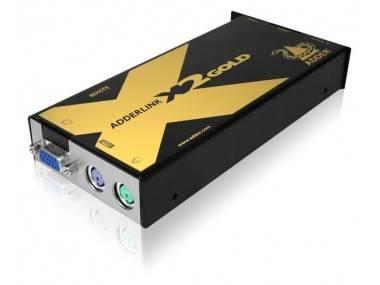KVM-удлинитель Adder X2-GOLD/P-IEC