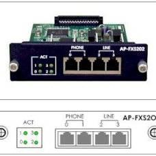 Модуль AddPac ADD-AP-FXO2S2