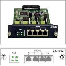 Модуль AddPac ADD-AP-FXS4