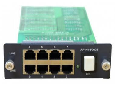 Модуль AddPac ADD-AP-GS-FXO8