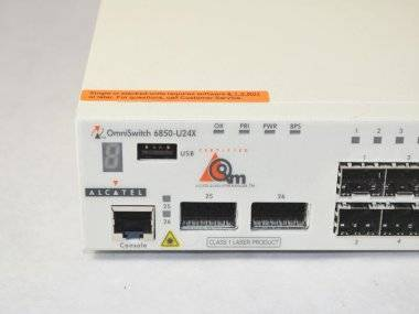 Коммутатор Alcatel-Lucent OS6850-24-EU