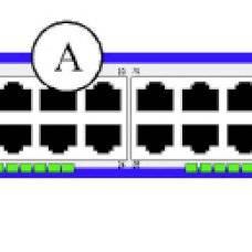 Модуль Alcatel-Lucent OS10K-GNI-C48E