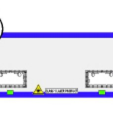 Модуль Alcatel-Lucent OS10K-QNI-U8E
