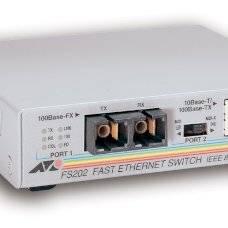 Медиаконвертер AlliedTelesis AT-FS202