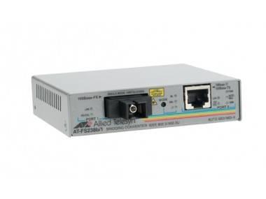 Медиаконвертер AlliedTelesis AT-FS238B-1