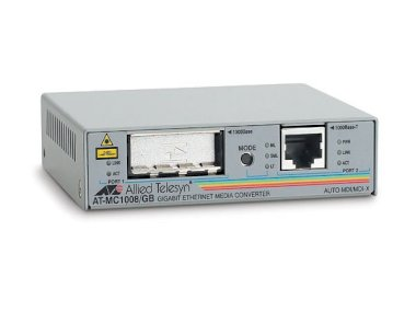Медиаконвертер AlliedTelesis AT-MC1008/GB