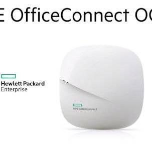 HPE OfficeConnect: коммутатор, точка доступа. Система, которую легко развернуть и которой ещё легче управлять.