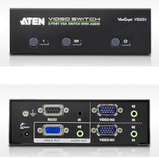 KVM-переключатель Aten VS0201-AT-G