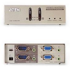 KVM-переключатель Aten VS0202-AT-G
