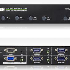 KVM-переключатель Aten VS0401-AT-G