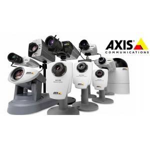 Обновление ассортимента IP-камер Axis