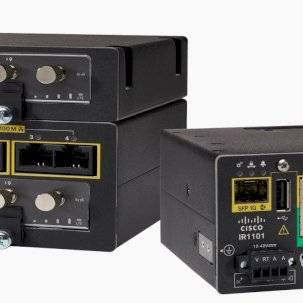Маршрутизатор Cisco IR1101-K9 Cisco IR1101 Industrial Inegrated Services Router Rugged