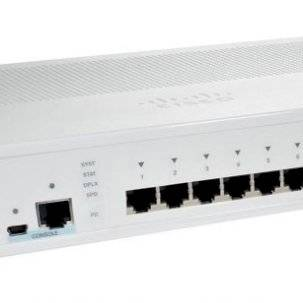 Коммутатор Cisco WS-C2960C-8TC-L