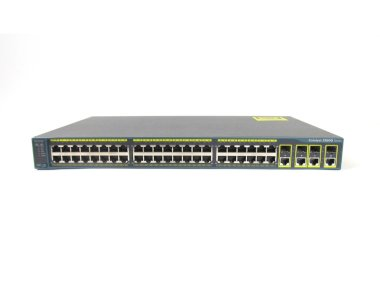 Коммутатор Cisco WS-C2960G-48TC-L
