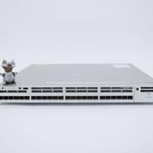 Поступление оборудования Cisco на склад Netstore