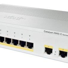 Коммутатор Cisco WS-C2960CPD-8TT-L