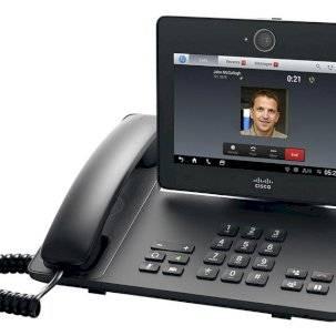 Телефон Cisco CP-DX650-K9