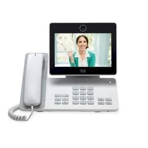 Телефон Cisco CP-DX650-W-K9