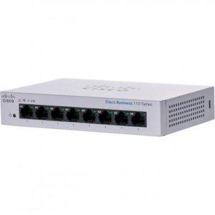Коммутатор CiscoSB CBS110-8T-D-EU