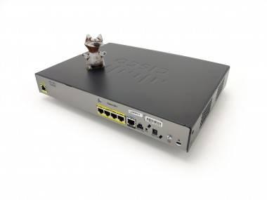 Маршрутизатор Cisco CISCO881-K9