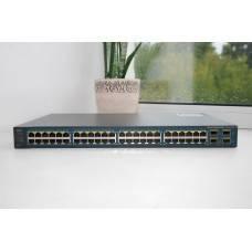 Коммутатор Cisco WS-C3560V2-48PS-SM