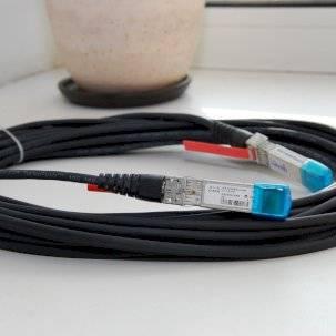 Кабель Cisco SFP-H10GB-CU5M