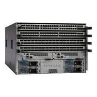 Шасси Cisco N9K-C9504