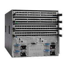 Бандл Cisco N9K-C9504-B1
