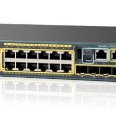 Коммутатор Cisco WS-C2960S-24PS-L