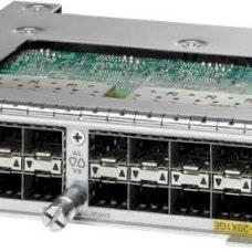 Адаптер Cisco A9K-MPA-20X1GE