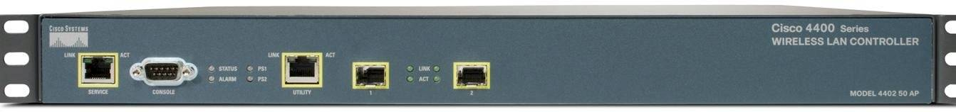 Контроллер Cisco AIR-WLC4404-100-K9