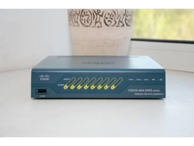 Межсетевой экран Cisco ASA5505-SEC-BUN-K9