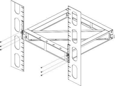 Комплект Cisco ASR-9001-PLENUM