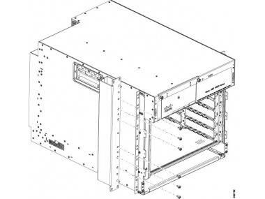 Перегородка Cisco ASR-9006-BAFFLE
