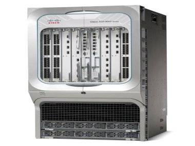 Шасси Cisco ASR-9010-SYS