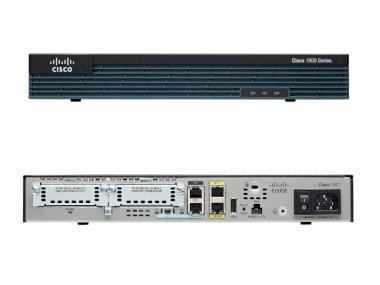 Маршрутизатор Cisco C1921-ADSL2-M/K9