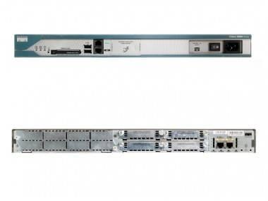 Маршрутизатор Cisco C2811-15UC-VSEC/K9