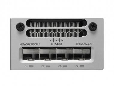 Модуль Cisco C9300-NM-4M=