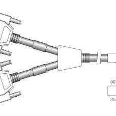Кабель Cisco CABLE-16T1E1