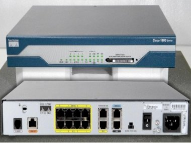 Маршрутизатор Cisco CISCO1803/K9
