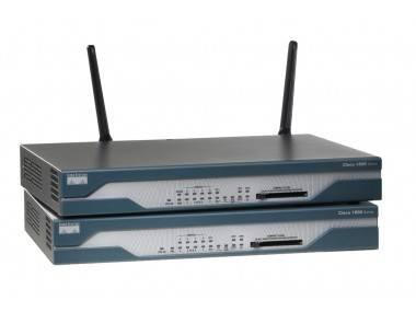 Маршрутизатор Cisco CISCO1803W-AG-B/K9