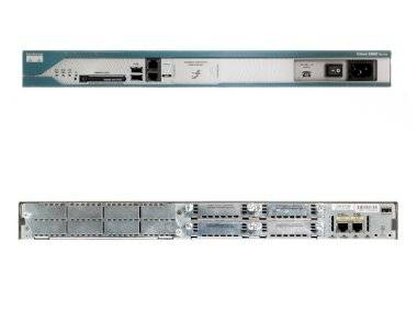 Маршрутизатор Cisco CISCO2811