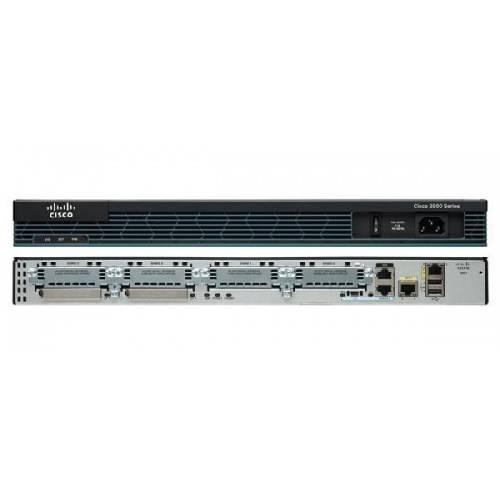 Маршрутизатор Cisco CISCO2901-SEC/K9