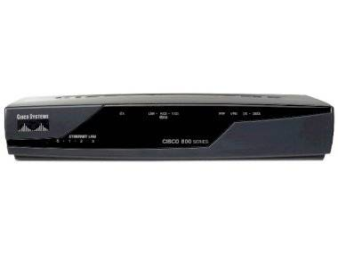 Маршрутизатор Cisco CISCO851-K9